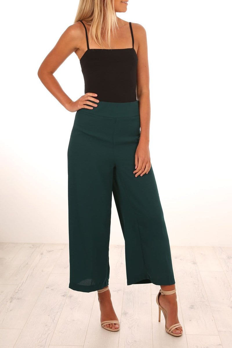 Dark Reflections Pant Emerald Jean Jail - Jean Jail
