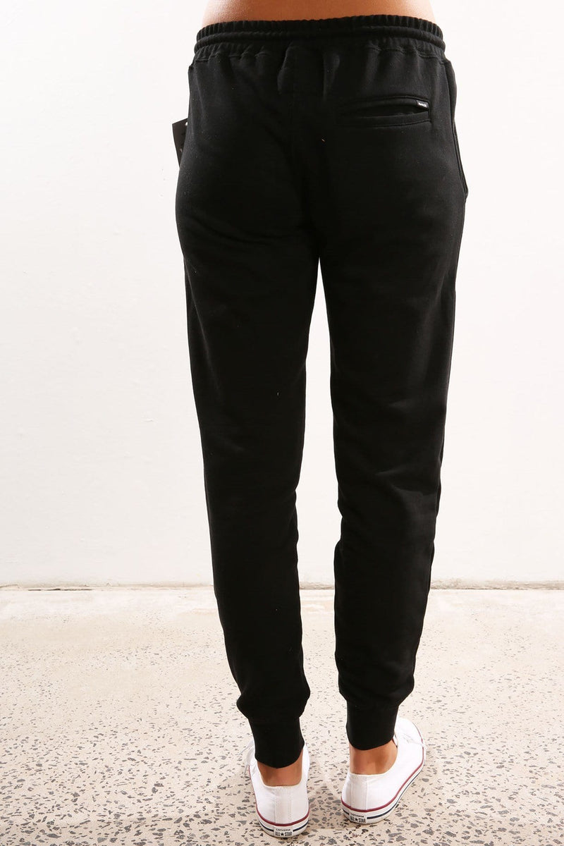 Icon Track Pant Black White Hurley - Jean Jail