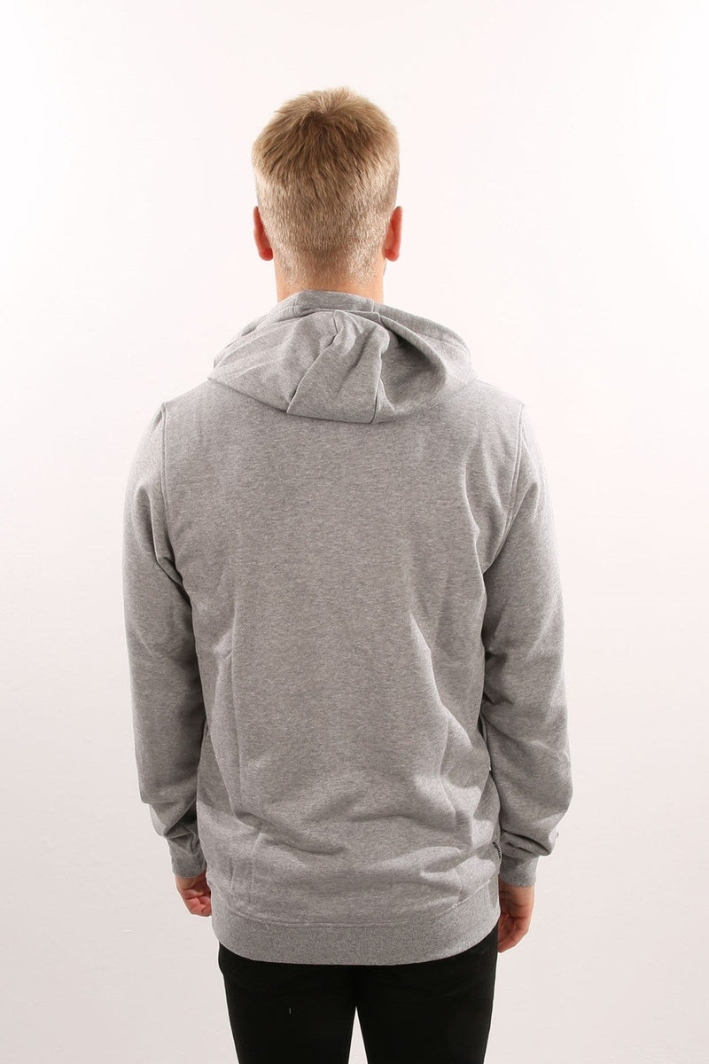 Adidas Clima 3.0 Pullover Hoodie Core Heather