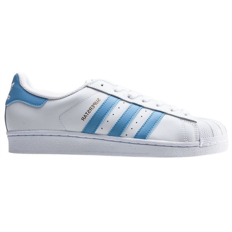 Superstar Foundation White Light Blue adidas - Jean Jail
