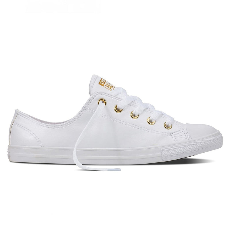 Chuck Taylor All Star Craft Low White Gold Converse - Jean Jail
