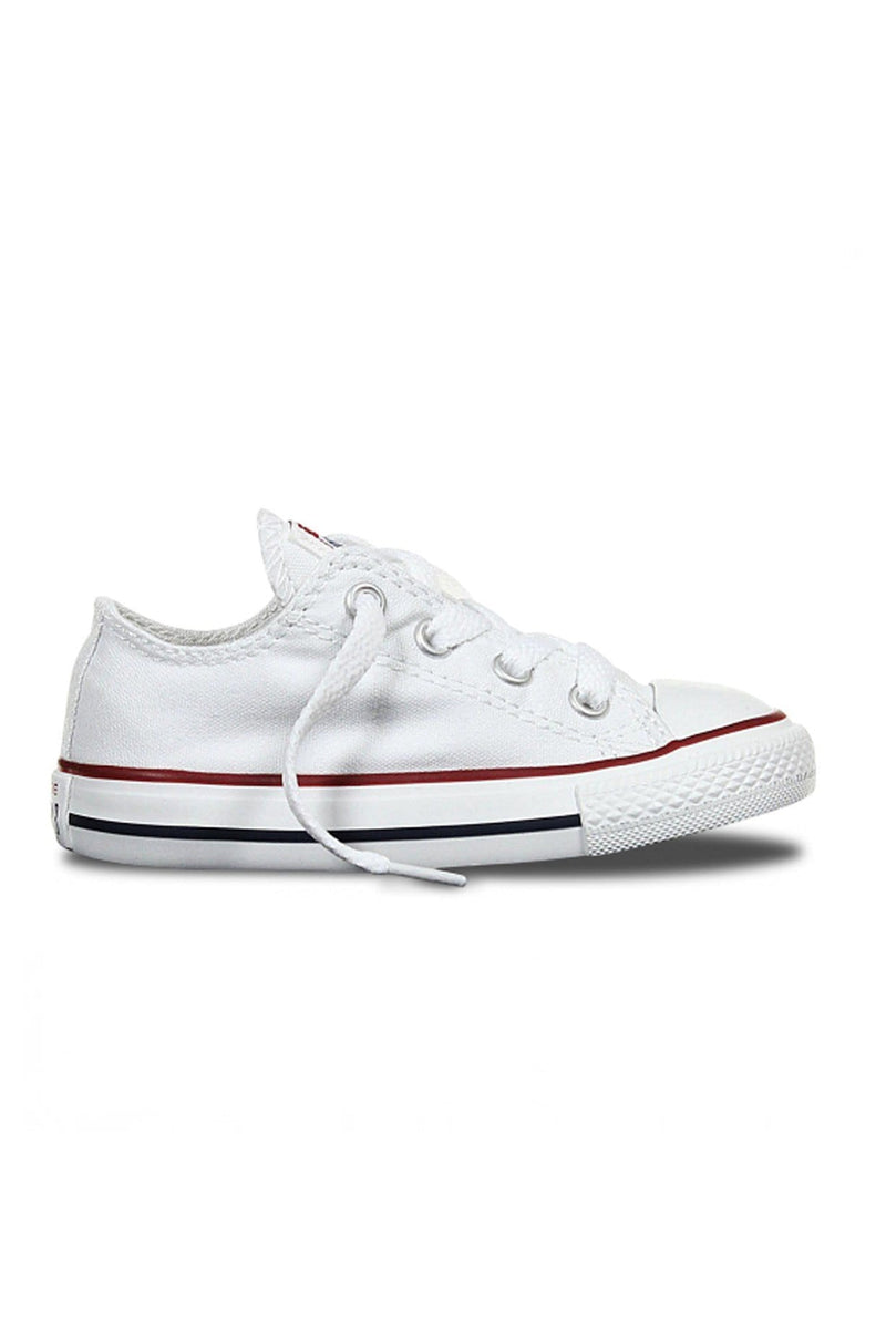 Chuck Taylor All Star Toddler Low Top White Converse - Jean Jail