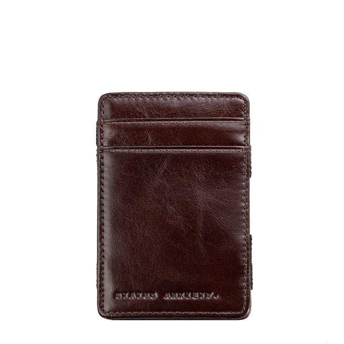 Flip Wallet Chocolate