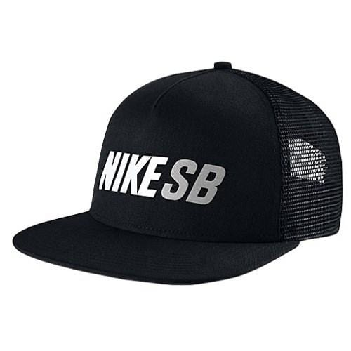 Reflect Trucker Black Nike SB - Jean Jail