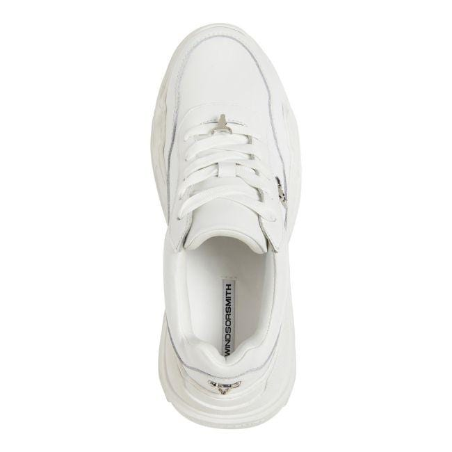 Carte Sneaker White Leather
