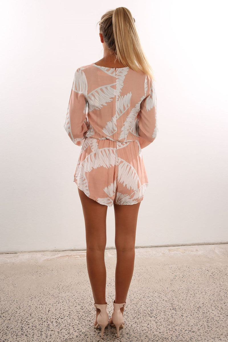 Swift Playsuit Jean Jail - Jean Jail