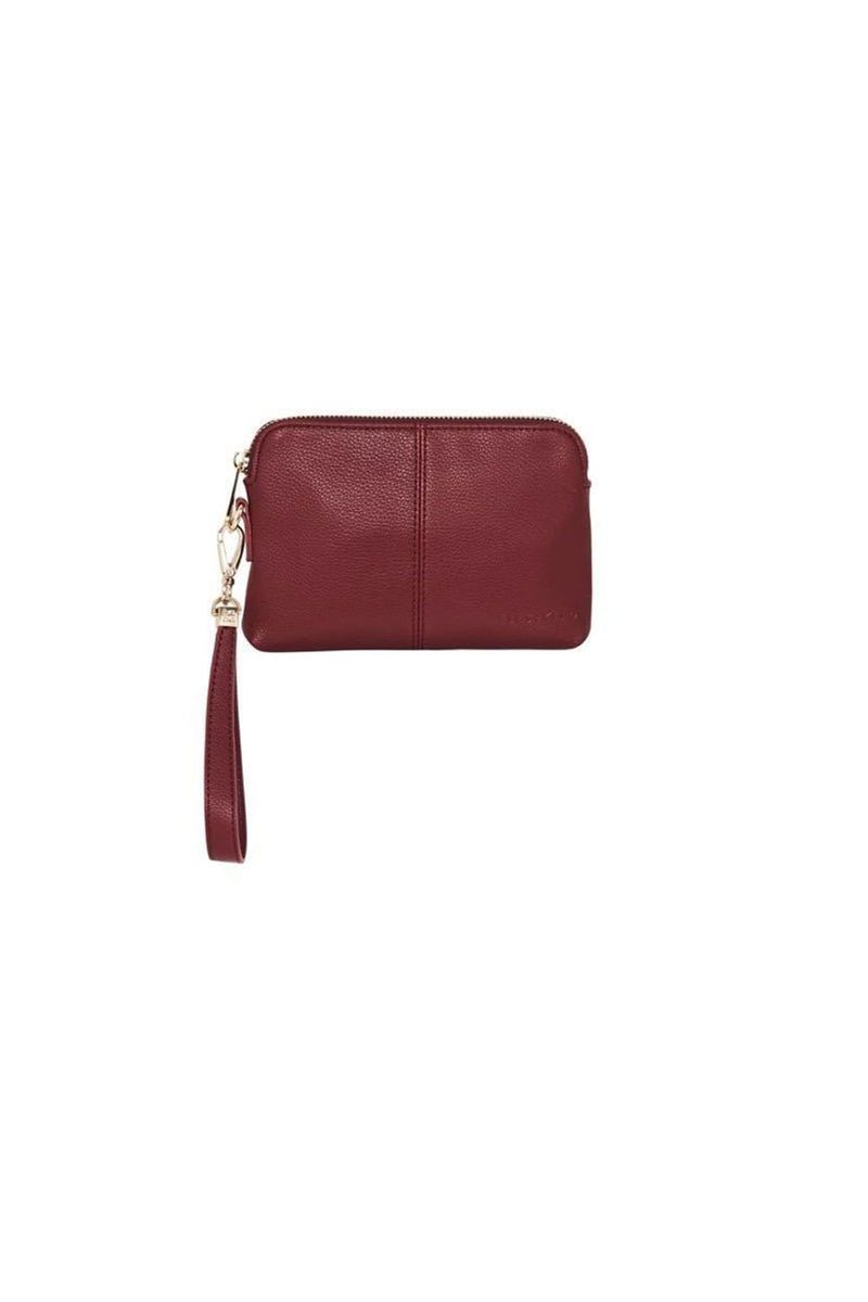 Bowery Coin Purse Maroon