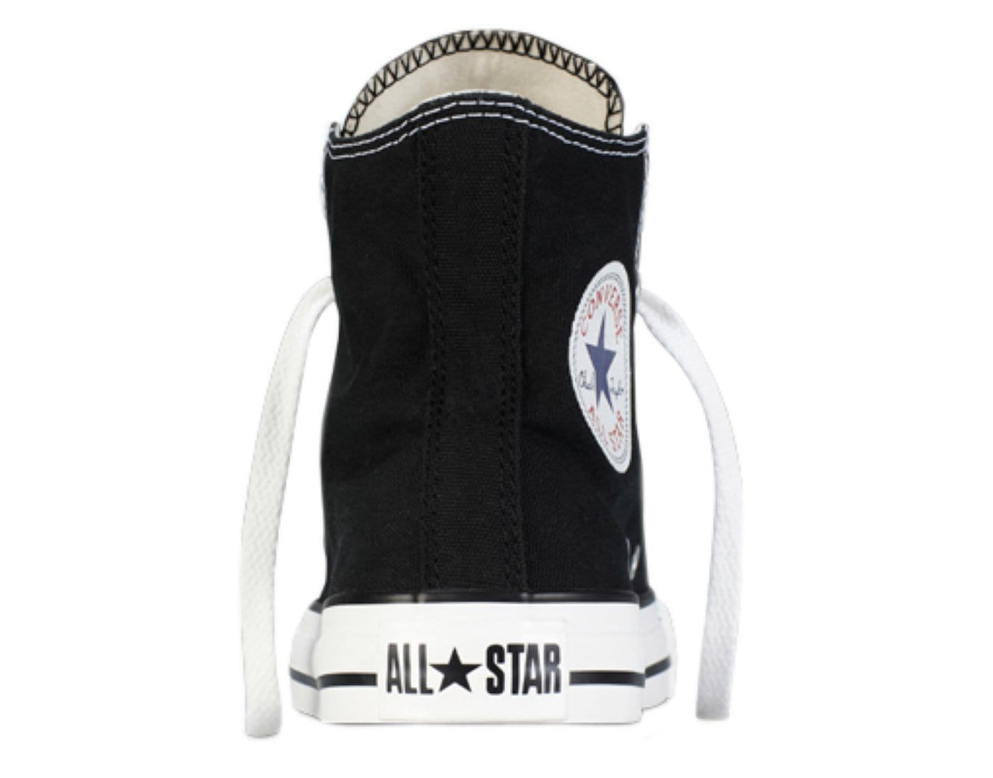 Chuck Taylor All Star Hi Top Black
