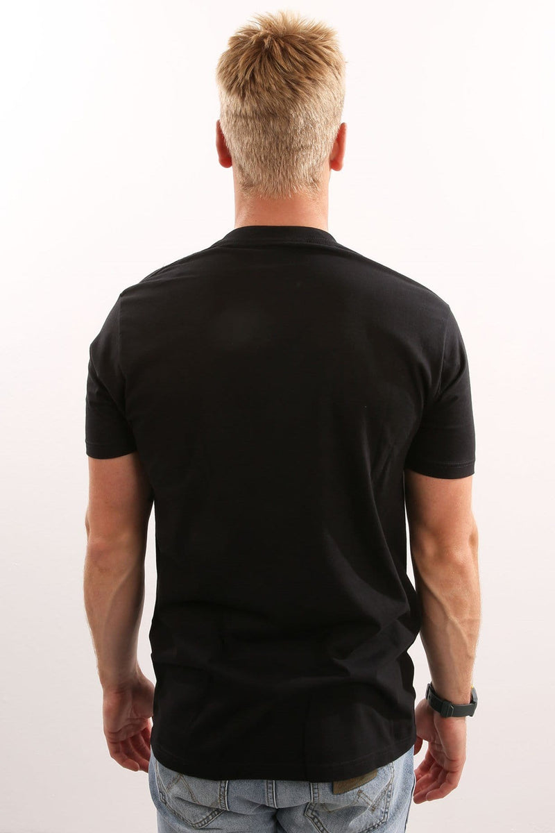 Grain Tee Black Nixon - Jean Jail