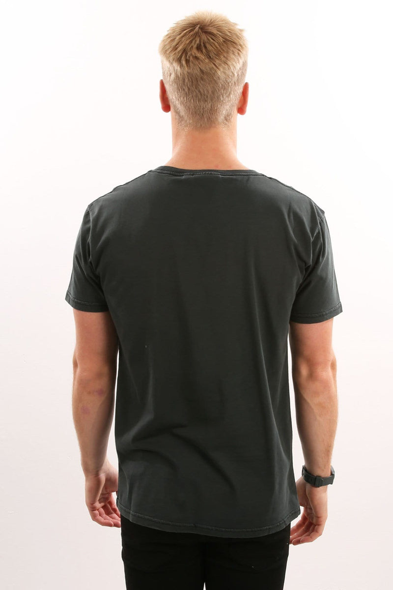 Pocket T-Shirt Burnt Black Rhythm - Jean Jail