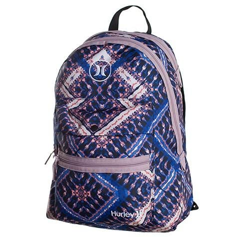 Freedom Backpack Plum Fog Hurley - Jean Jail