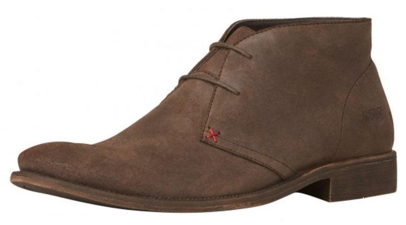 Harvard Brown Oil Suede