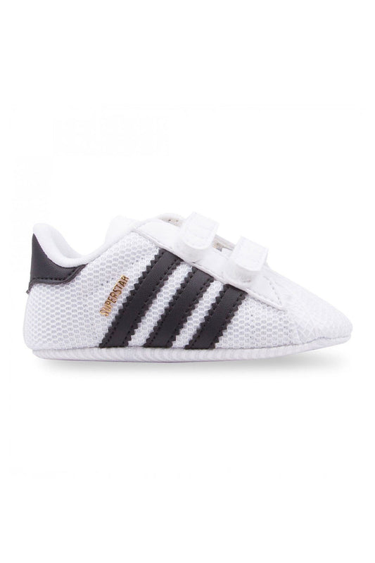 Superstar Crib White Black