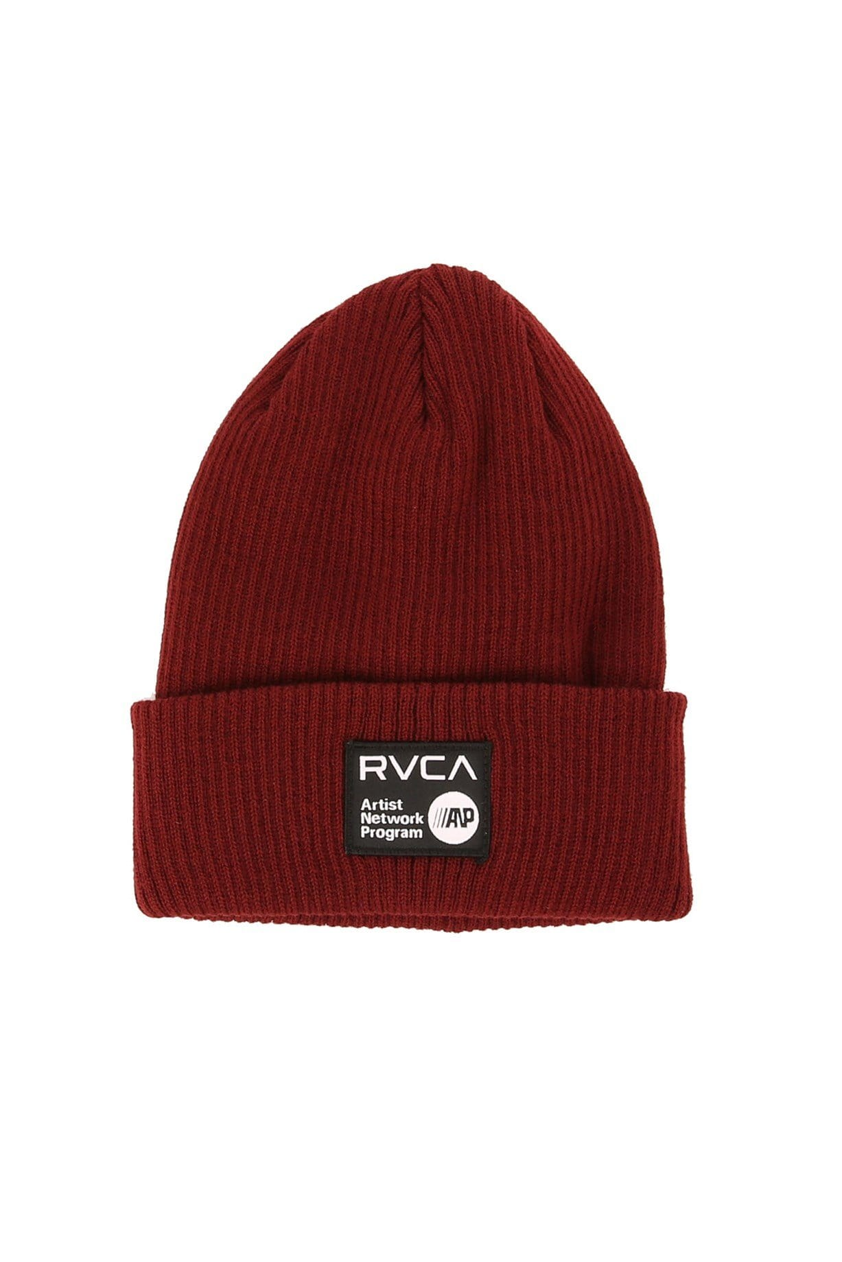 ANP Patch Beanie Bordeaux