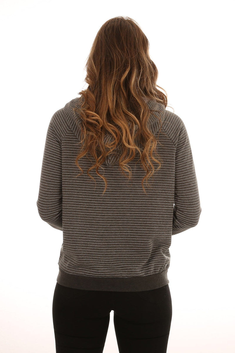 Daikoda Dri-Fit Fleece Charcoal Heather