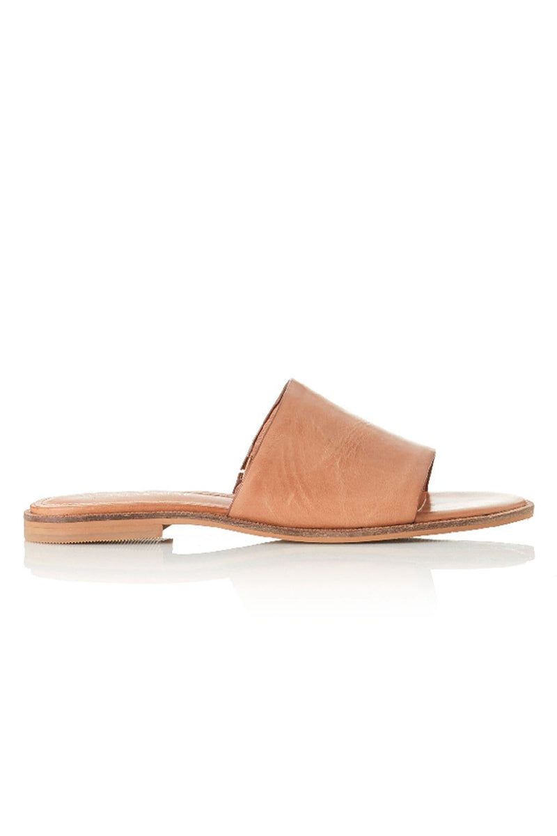 Therapy Sandal Light Tan Leather Alias Mae - Jean Jail