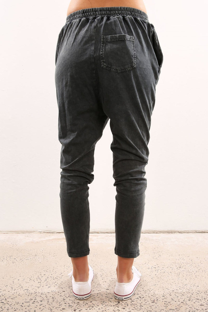 Leading Lights Pant Washed Black The Fifth Label - Jean Jail