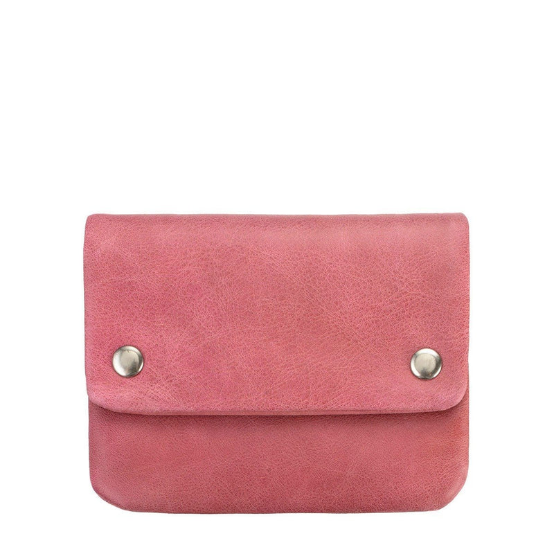 Norma Wallet Pink Status Anxiety - Jean Jail