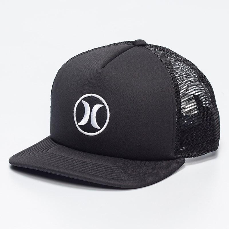 Bunting 3.0 Hat Black Hurley - Jean Jail