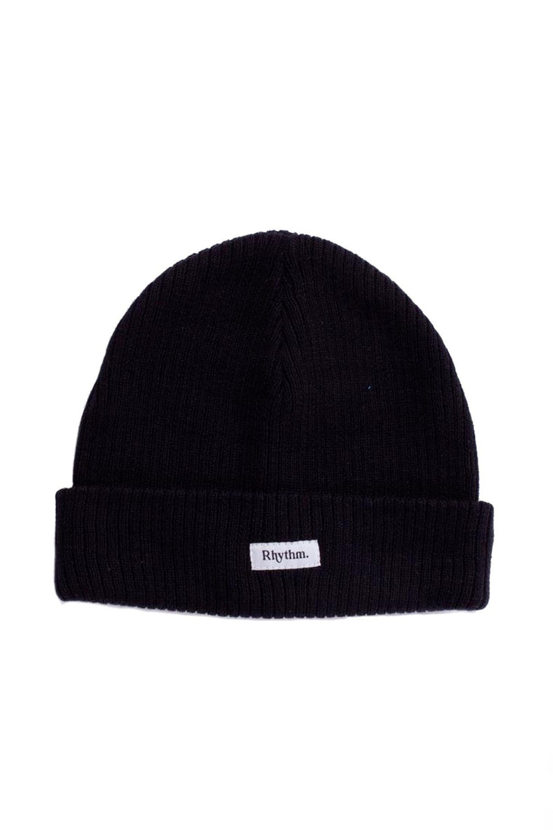Everyday Beanie Black Rhythm - Jean Jail