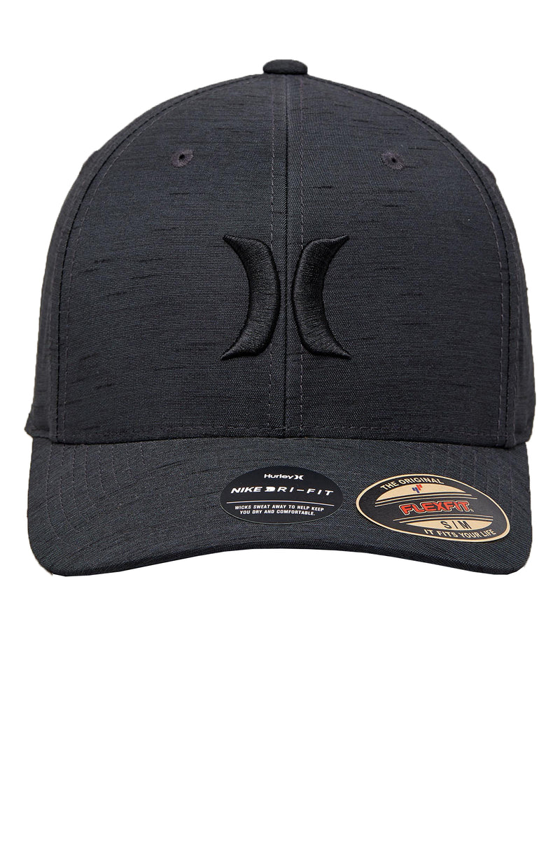 H20 Dri Fit Marwick Icon Hat Black Heather