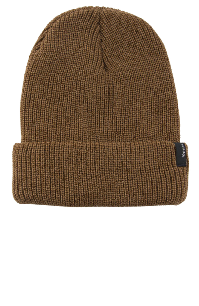 Heist Beanie Coyote Brown