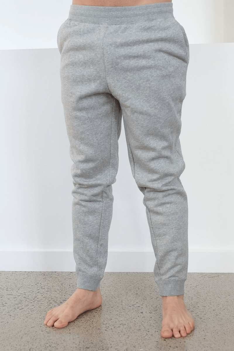 Surf Check Jogger Fleece Grey Heather Hurley - Jean Jail