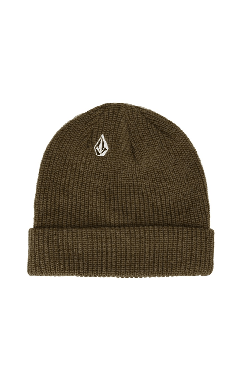 Full Stone Beanie Old Blackboard Volcom - Jean Jail