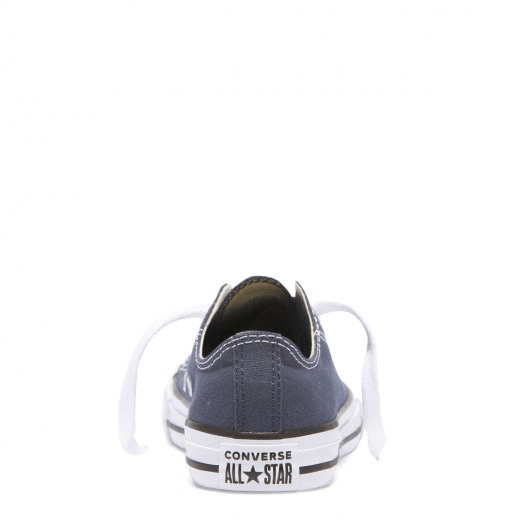Chuck Taylor All Star Junior Low Top Navy