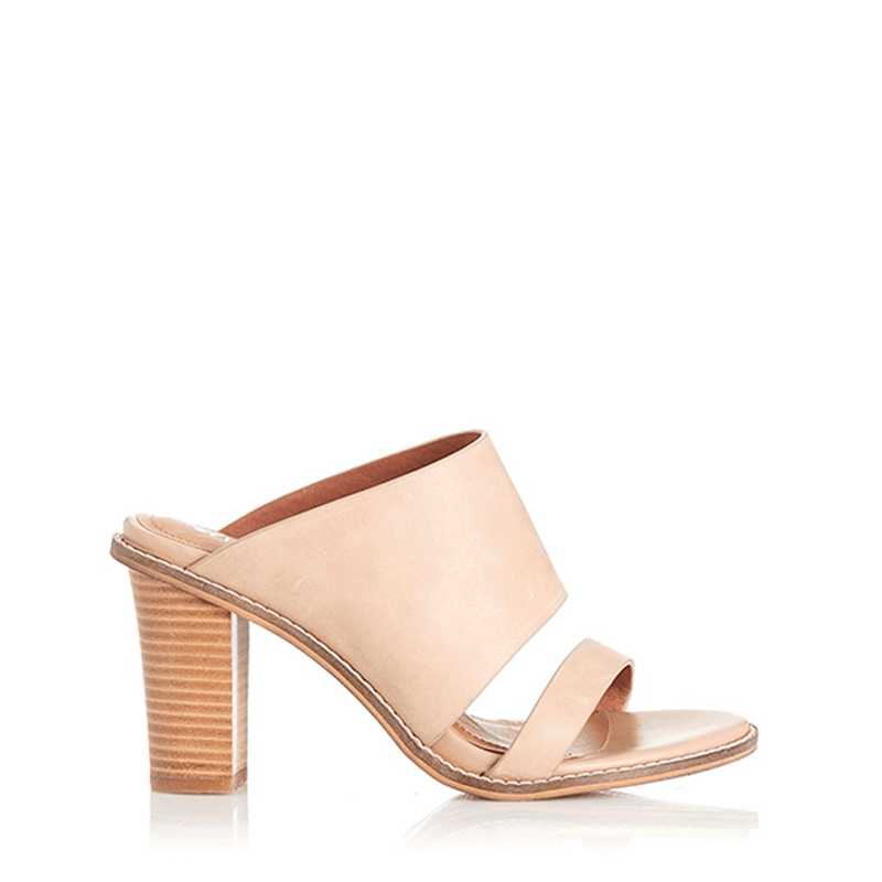 Evoke Heel Natural Leather Alias Mae - Jean Jail