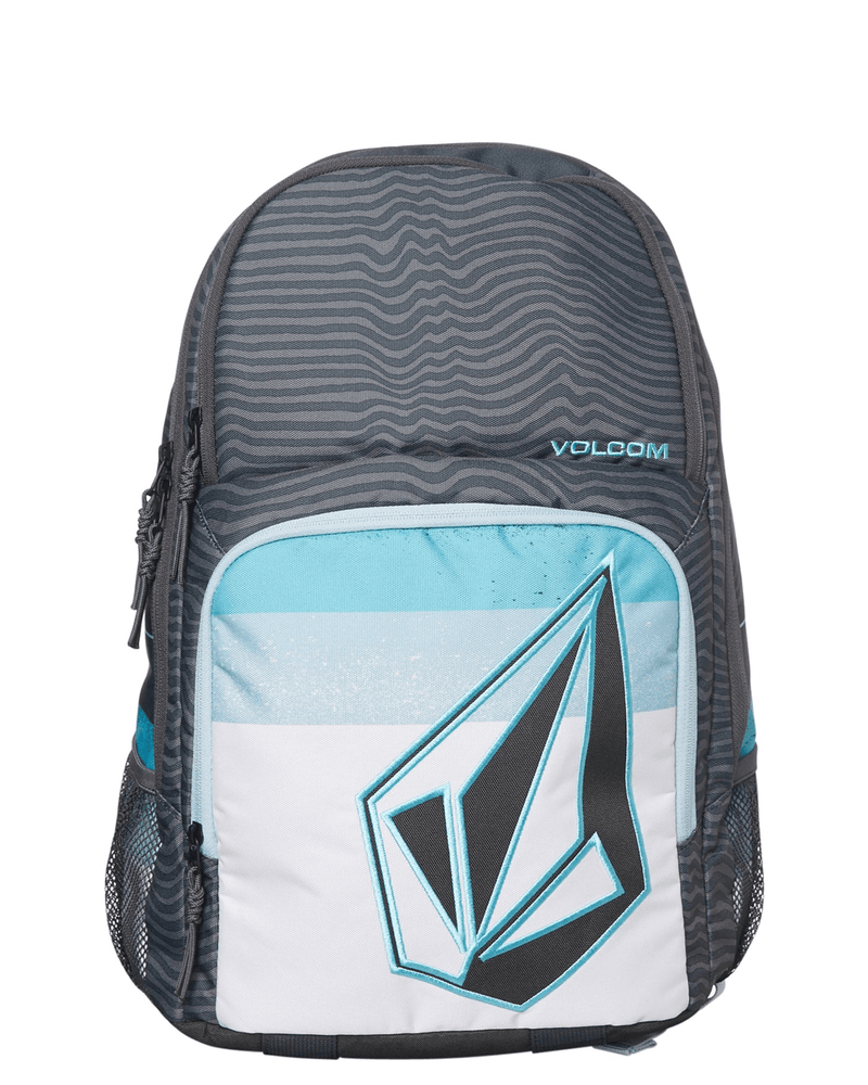 Excursion Backpack Dusty Aqua Volcom - Jean Jail