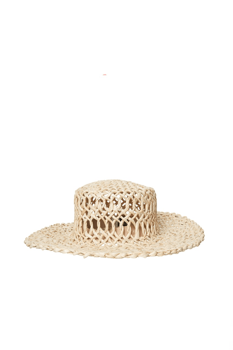 Montego Hat Straw Rhythm - Jean Jail
