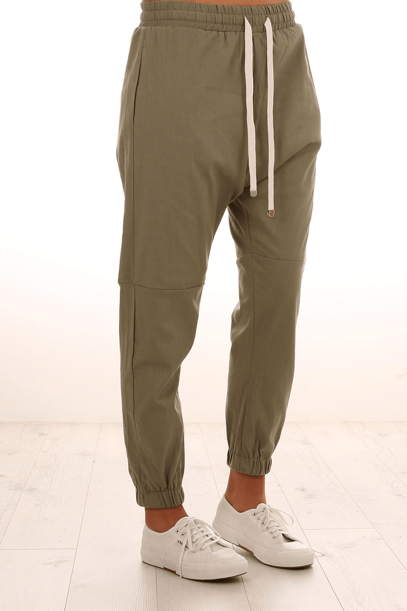Bailey Pants Khaki Jean Jail - Jean Jail
