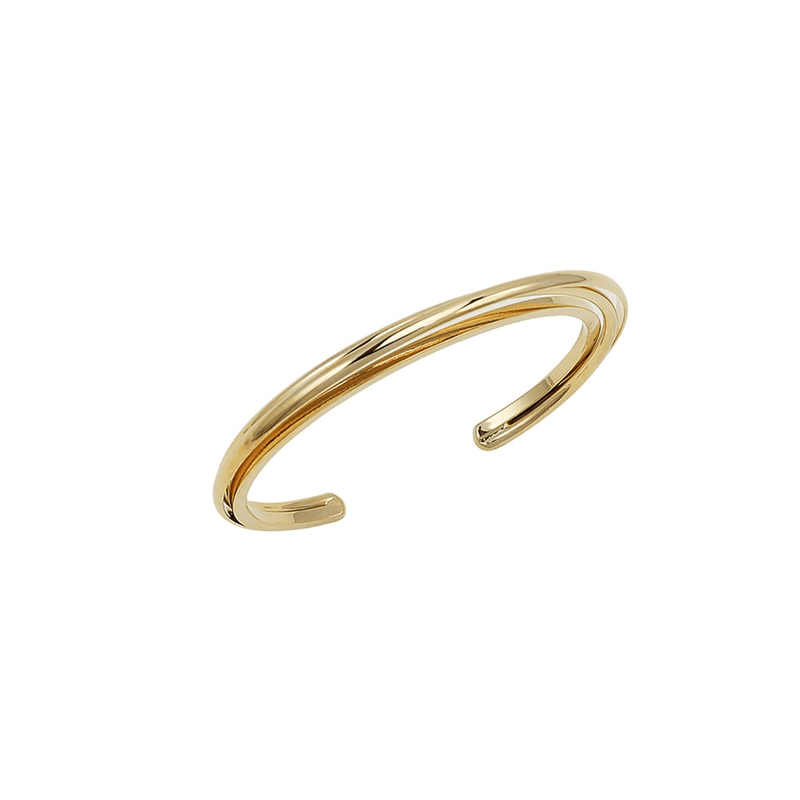 3 Layer Bracelet Gold Jolie & Deen - Jean Jail