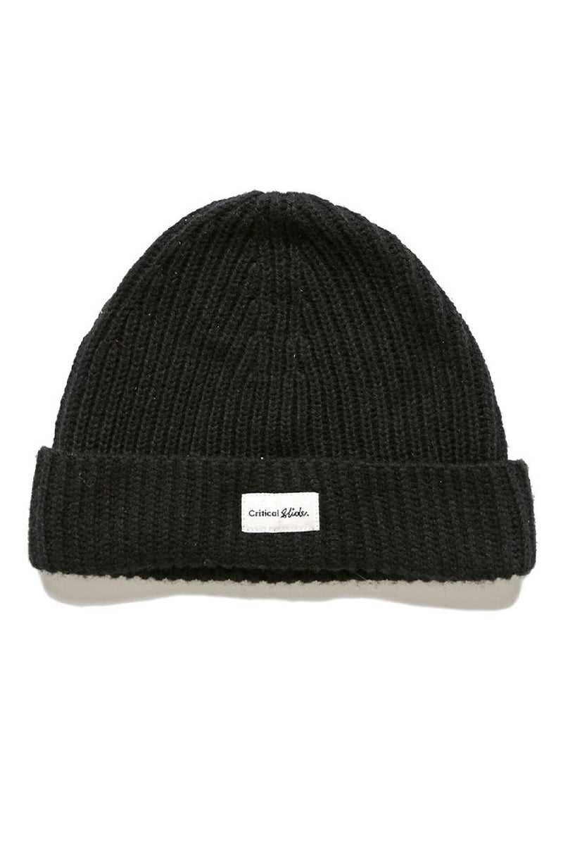 Institute Beanie Black