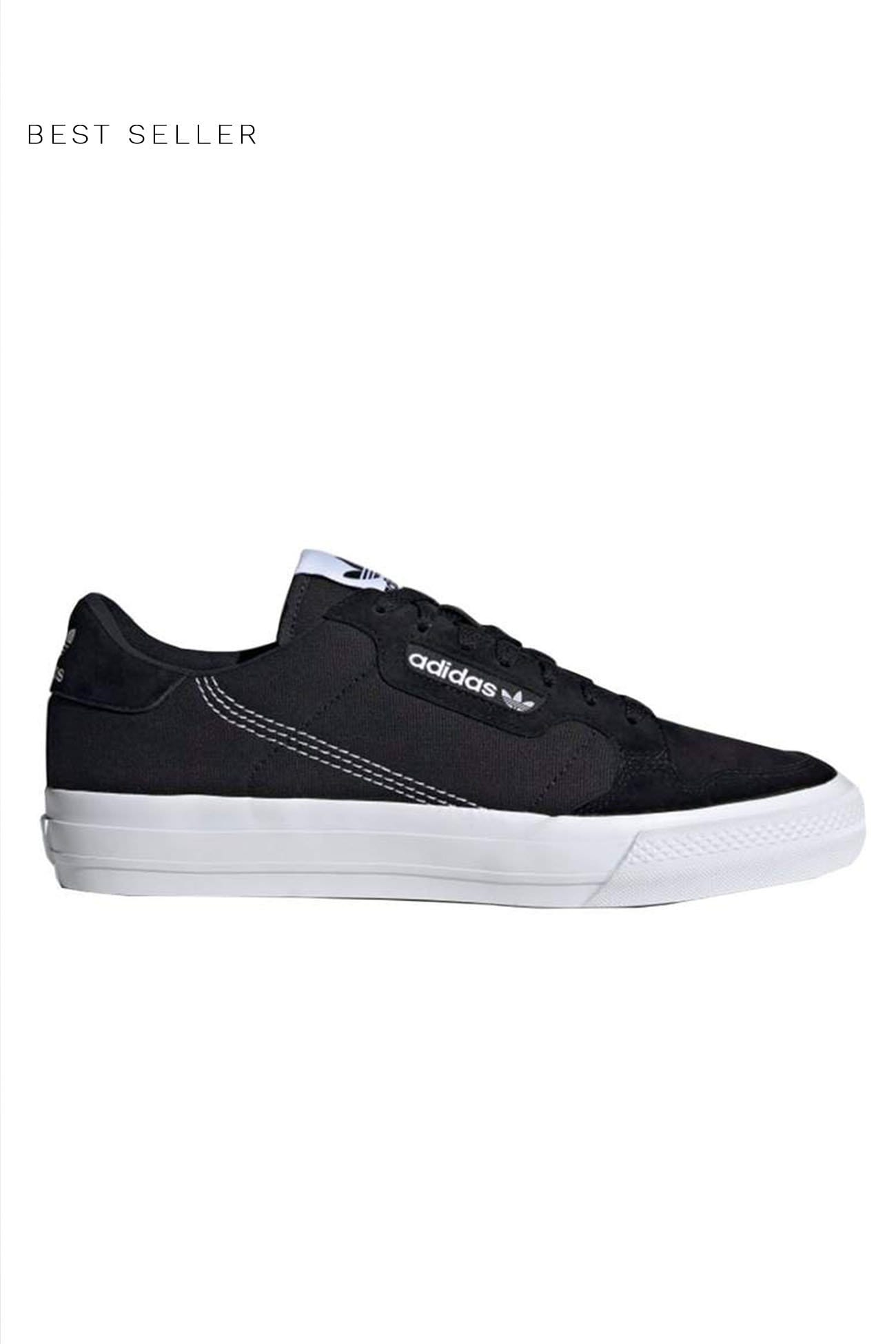 Continental Vulc Core Black FTWR White