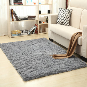 Super Soft Modern Shag Area Rug