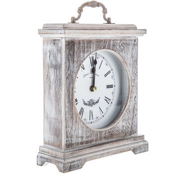 Drawer Pull Table Clock