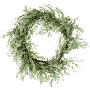 Honey Locust & Rosemary Wreath