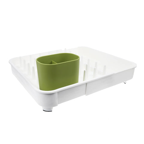 Dish Storage Draining Rack Kitchen Tool