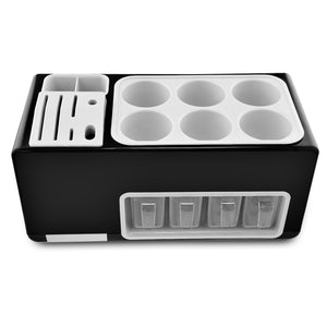 Multifunctional Kitchen Cruet Storage