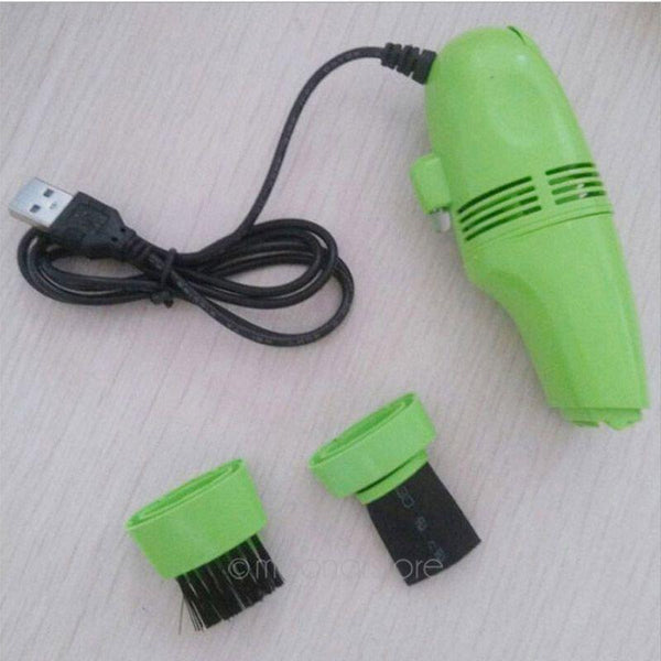 Hot selling High quality Laptop mini brush keyboard USB dust collector vaccum cleaner computer clean tools