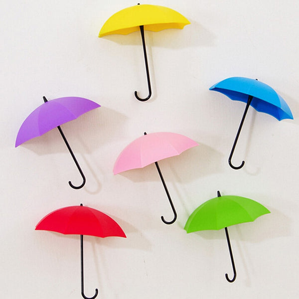 Umbrella Shaped Key Holder