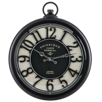 Bristol Wall Clock - King City Treasures