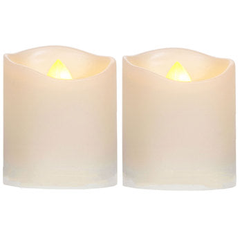 Ivory Votive LED Candles