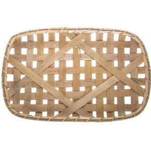 Natural Tobacco Basket - Large