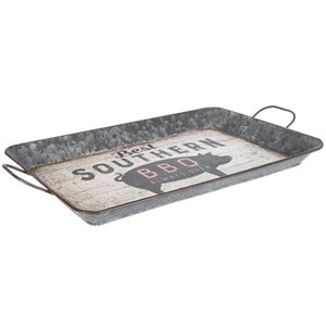 Best Southern BBQ Metal Tray