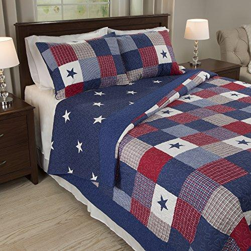 Caroline 3 Piece Quilt Set - Full/Queen - King City Treasures