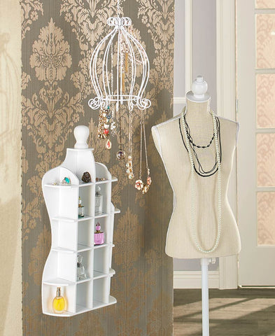 Elegant Jewelry Storage Collection