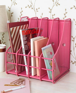Metal File/Magazine Organizers